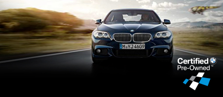 bmw certified series